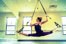 TRX для йоги: история Элли